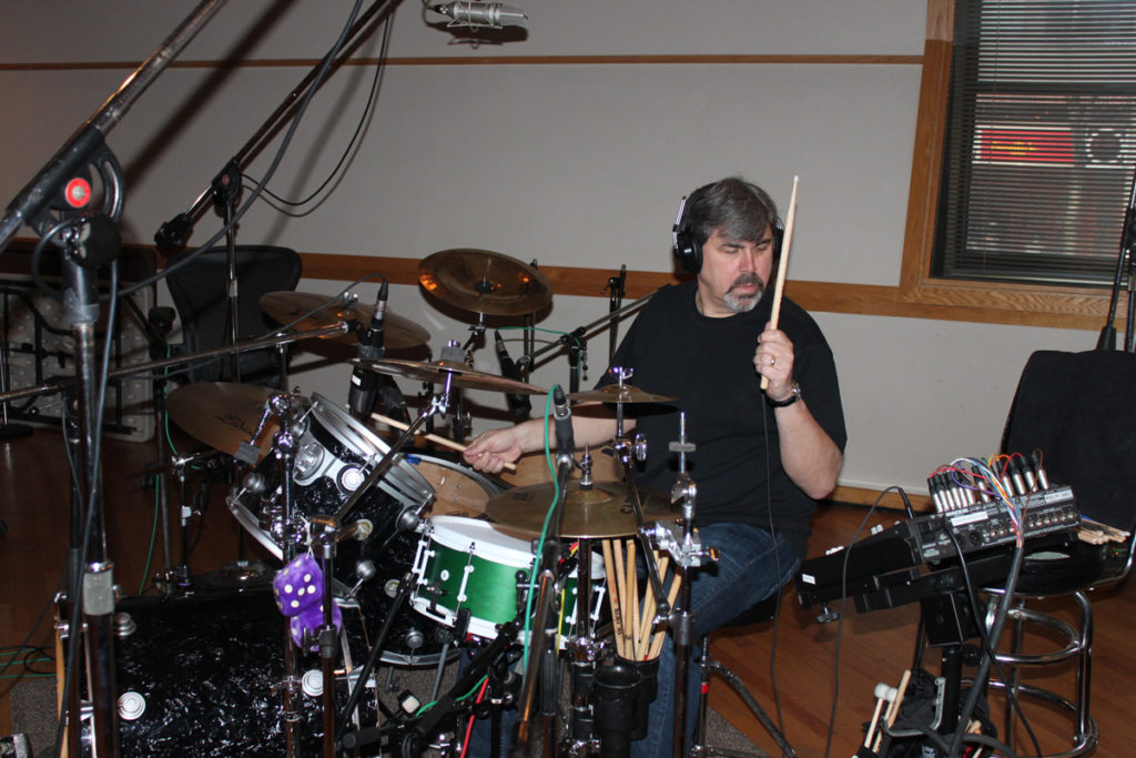 Doc in the Drum Room